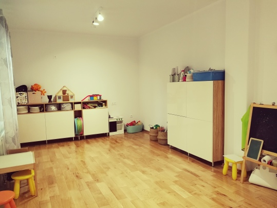 Prostor za terapijski rad s djecom